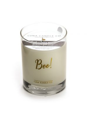 Boo!-Toasted Smores Soy Wax Candle