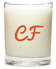 Example custom candle