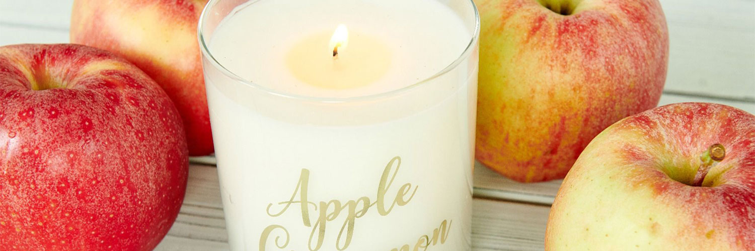 Apple Cinnamon Candle